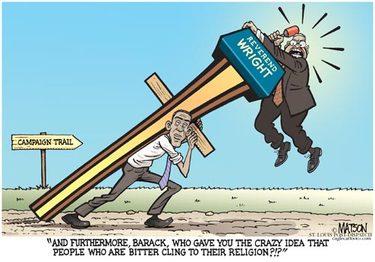 Obamacrosstobear